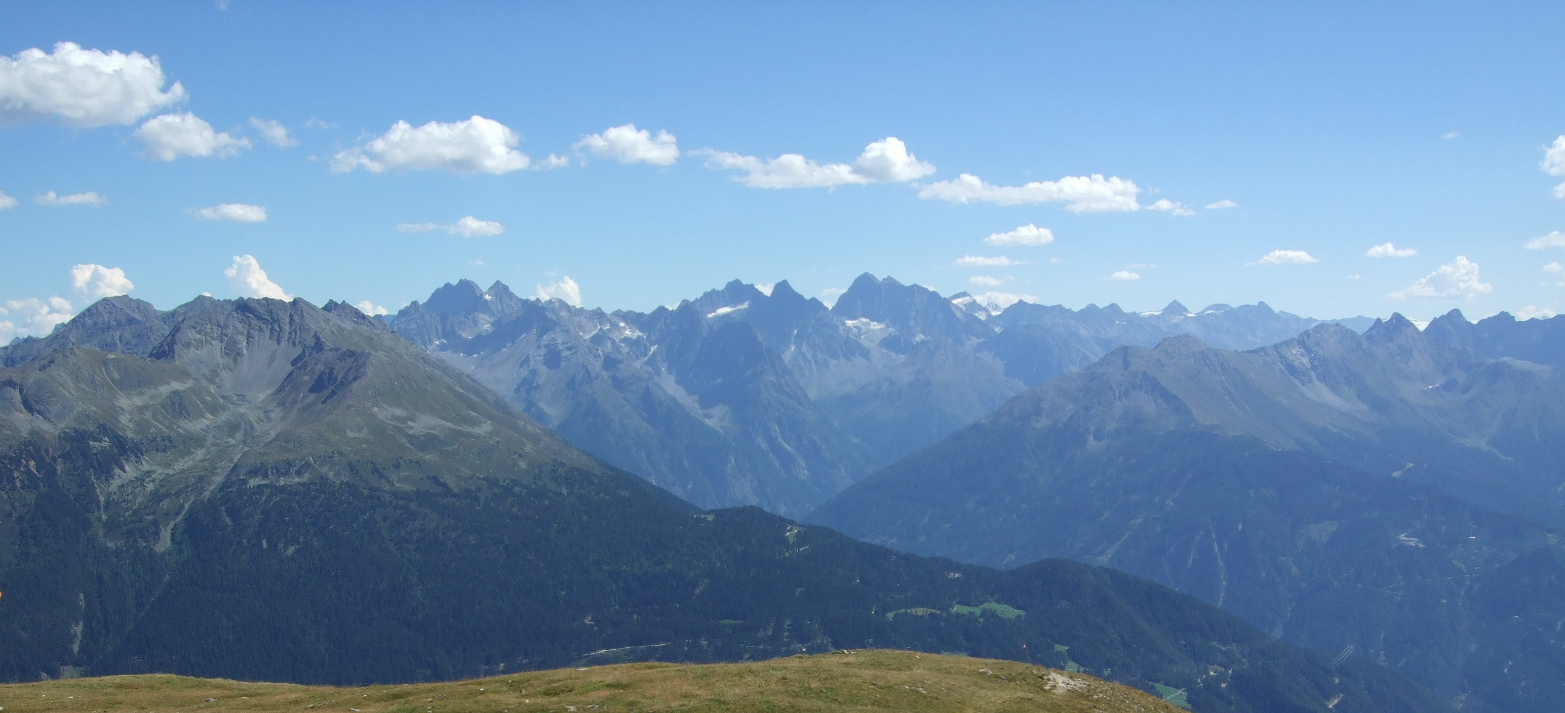 Ötztler Alpen