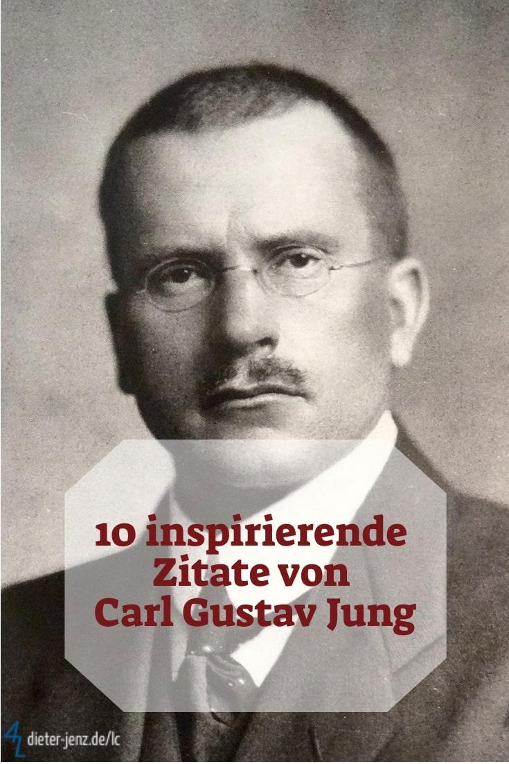 10 inspirierende Zitate von Carl Gustav Jung - Gestaltung: privat