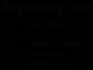 Begleitung und Coaching