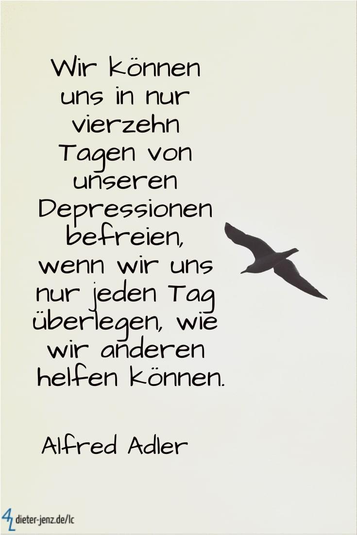 Wir können uns in nur vierzehn Tagen, A. Adler - Gestaltung: privat