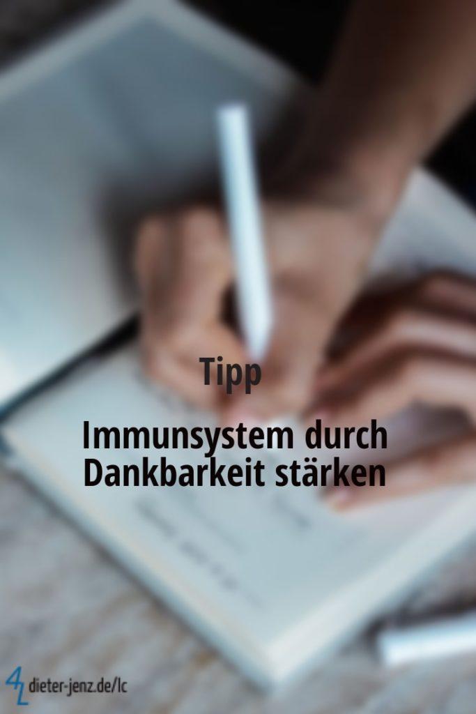 Tipp: Immunsystem durch Dankbarkeit stärken - Gestaltung: privat
