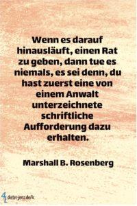 Wenn es darauf hinausläuft, M. Rosenberg - Gestaltung: privat