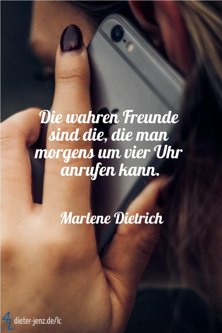 Die wahren Freunde sind die, M. Dietrich - Gestaltung: privat